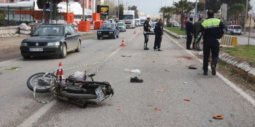 Torbalı'da trafik kazası: 1 ölü