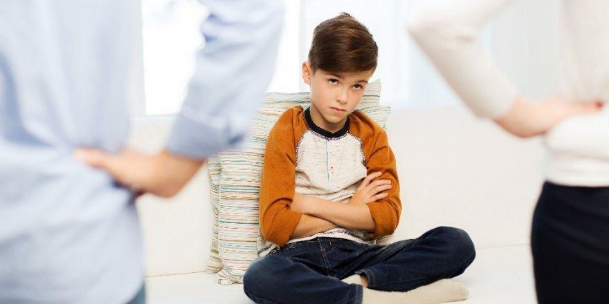 Çocuklarda istenmeyen davranışların önlenmesi