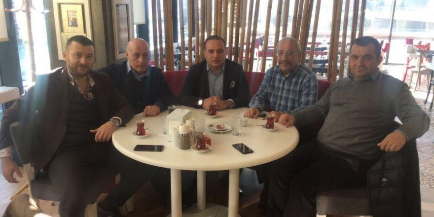 İstanbulspor - BB.Erzurumspor dostluğu