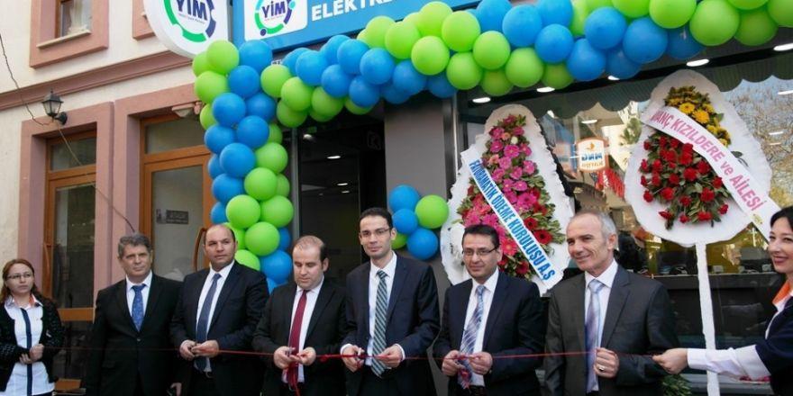 CLK Uludağ Elektrik, Edremit Körfezi'nde üç Yetkili İşlem Merkezi açılışını gerçekleştirdi