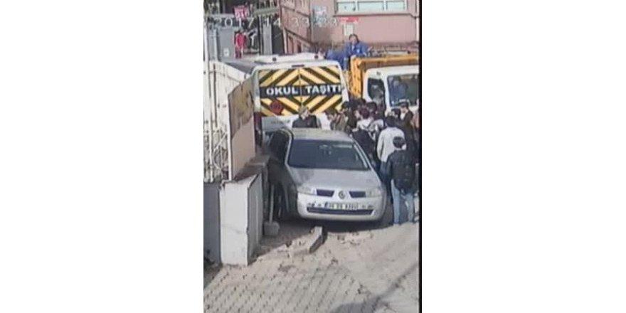 İstanbul'da yemeğe giden öğrenciler ölümden döndü