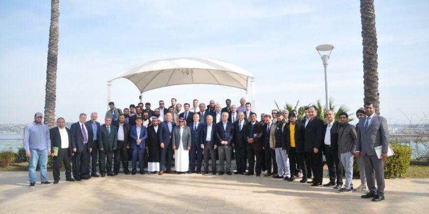 MENA ülkelerinden gelen heyetin Çukurova ziyareti