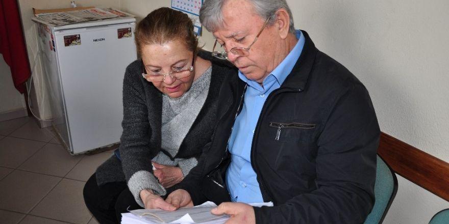 Milas'ta seçmen listeleri askıda