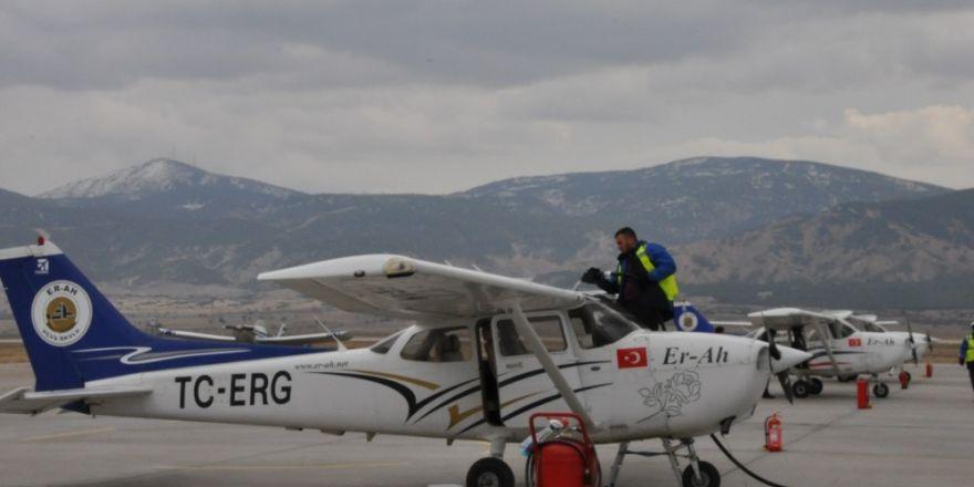 Süleyman Demirel Havalimanı bölgesine büyük değer katıyor