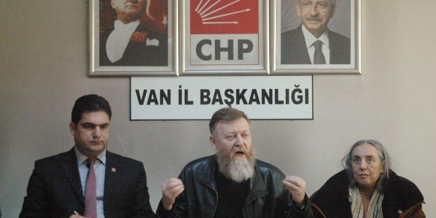 """CHP'li Atıcı: """"Sandığa giren oylar CHP'nin namusudur"""""""