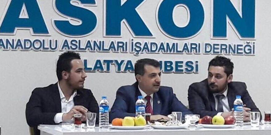 """Pütürge Belediye Başkanı Polat """"Yeni sisteme ihtiyaç var"""""""