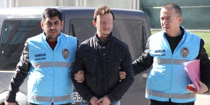 Eşi darp ve bıçaklama yaralama iddiasına gözaltı