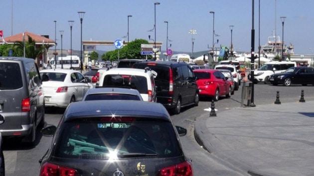 İstanbul'da Yol Trafik durumu