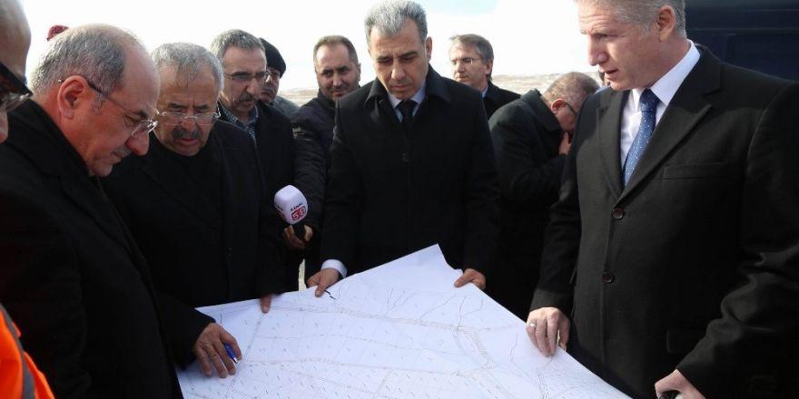 Sivas'ta Lojistik Köy kurulacak