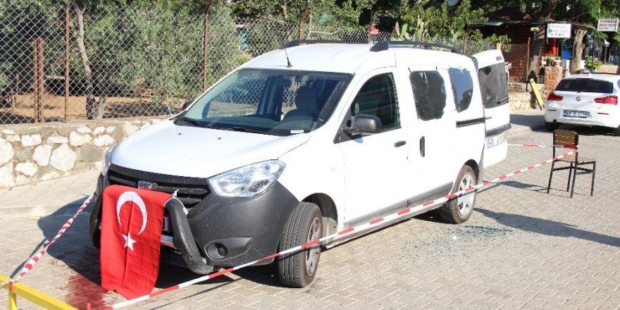 Aydınlı polisin 15 Temmuz gecesi Marmaris'te şehit olma anı görüntüleri ortaya çıktı