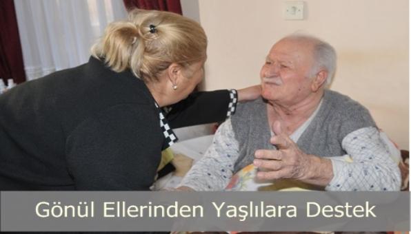 Gönül Elleri'nden Yaşlılara Destek