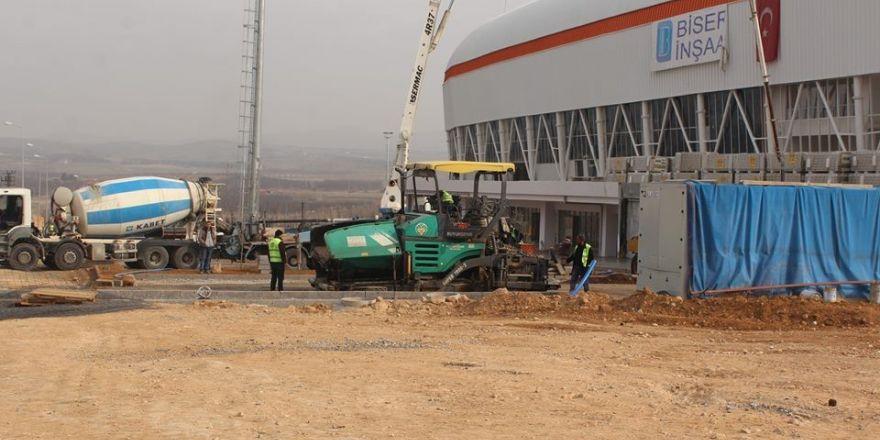 Yeni stadyum kavşağı ihale takvimine çıktı