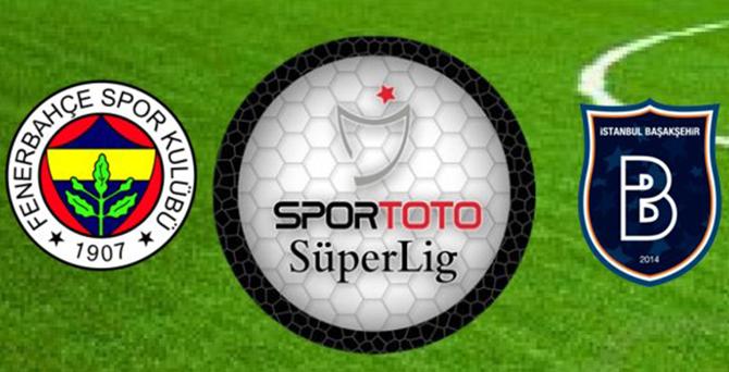 Fenerbahçe Başakşehir Maçı Geniş Özeti (2-3)