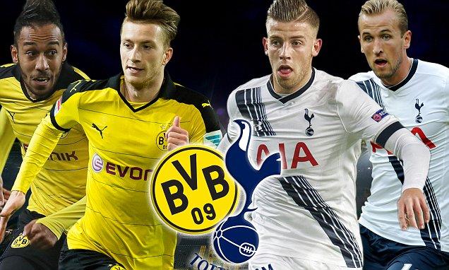 Tottenham Borussia Dortmund Maçı Şifresiz İzle 13.09.2017