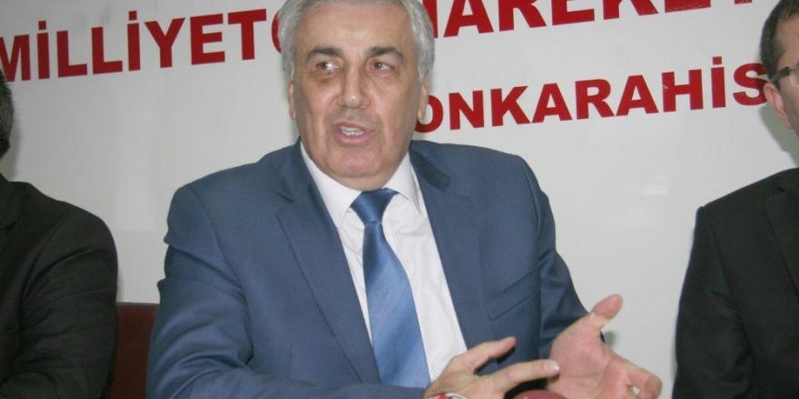 """MHP Genel Başkan Yardımcısı Doç. Dr. Günal: """"Hedef aynı, vatandaşlara anlatma şekli kendine özgü olacak"""""""