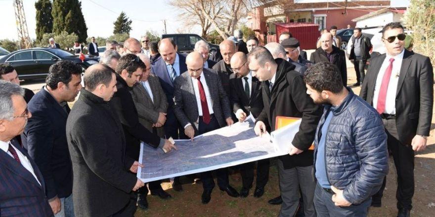 Adana'ya Tarıma Dayalı İhtisas Organize Sanayi Bölgesi