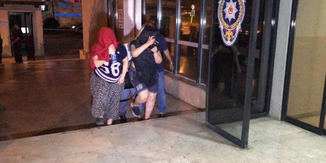 Bursa'da fuhuş operasyonunda: 24 kişi gözaltı
