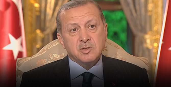 """Cumhurbaşkanı Erdoğan: """" TEOG Olayını istemiyorum"""""""