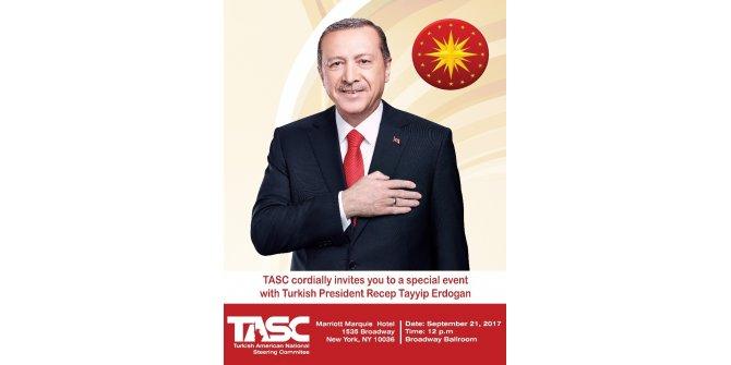 Cumhurbaşkanı Erdoğan, New York'ta Müslüman temsilcileriyle buluşacak