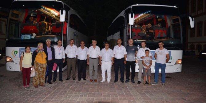Gazi ve şehit ailelerine Çanakkale gezisi düzenlendi