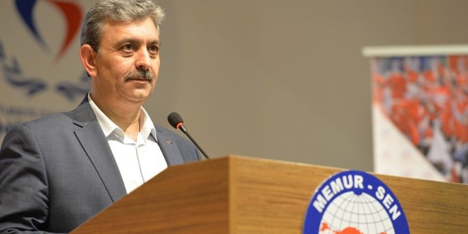 Eğitim-Bir-Sen Tekirdağ Şube Başkanı Topuz'dan 2017-2018 eğitim-öğretim açıklaması