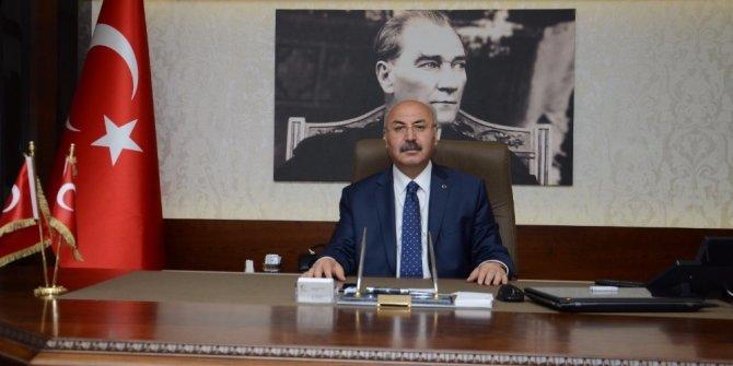 Vali Köşger, Ahilik Haftasını kutladı