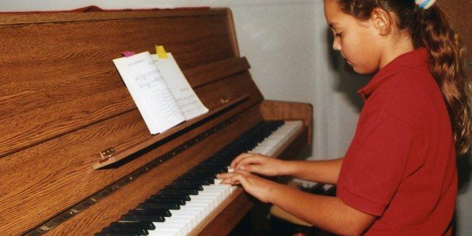 Branş öğretmenlerince verilmeyen müzik derslerine tepki