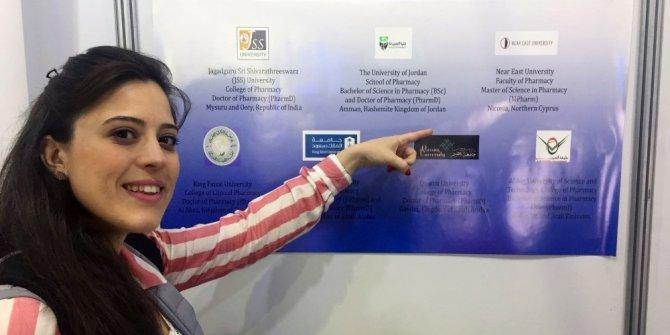 YDÜ Eczacılık Fakültesi Seul'deki Dünya Kongresi'nde başarıyla temsil edildi