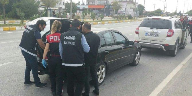 Akçakoca'da narko-sokak uygulaması
