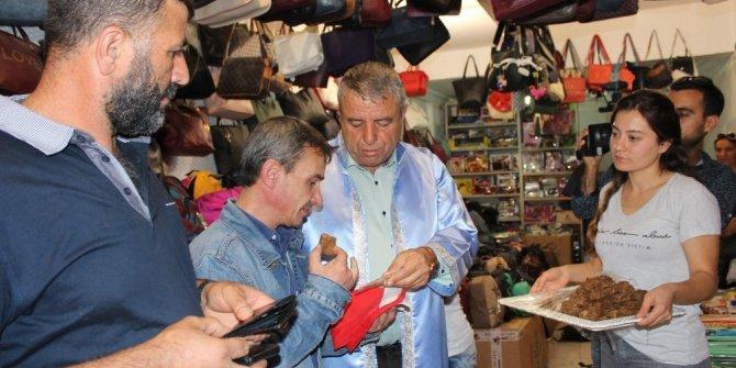 Kırşehir'de davullu zurnalı Ahilik Haftası daveti