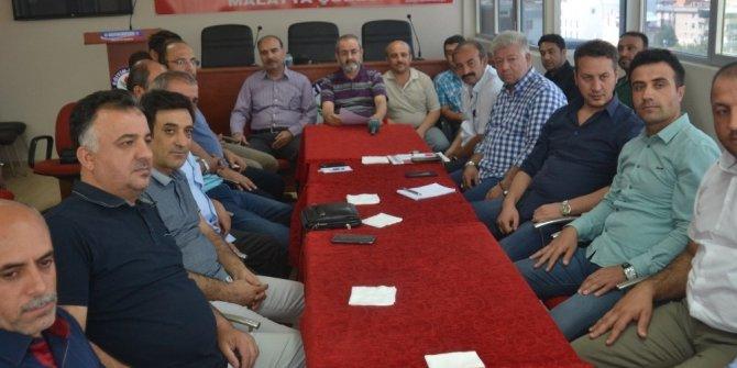 Malatya'da sorunsuz eğitim temennisi