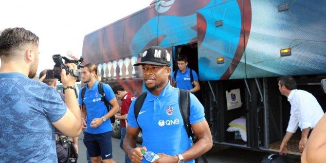Trabzonspor, İstanbul'a gitti
