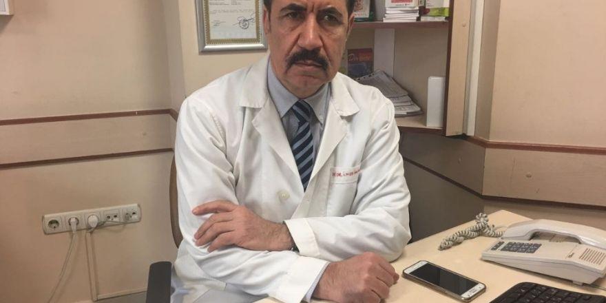 Üroloji Uzmanı Op. Dr. İskender Nesimioğlu: