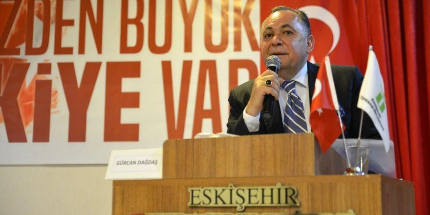 Gürcan Dağdaş'dan Eskişehir'de söyleşi ve imza günü