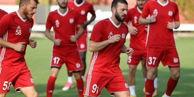 Demir Grup Sivasspor, Osmanlıspor maçına hazır