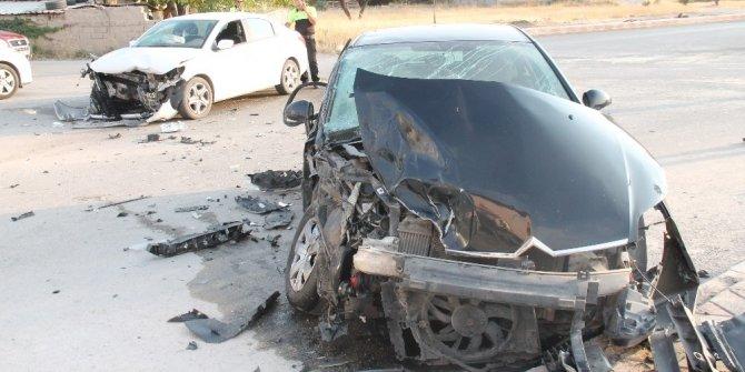 Elazığ'da 2 ayrı trafik kazası: 4 yaralı