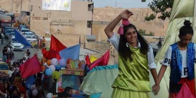 Mardin'de 7. Uluslararası Sirk Festivali başladı