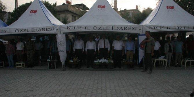 Kilis'te üzüm festivali