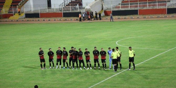 Kayseri Erciyesspor maça çıkmadı