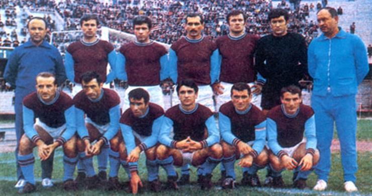 Trabzonspor'un 1967- 1968 Sezonu Futbolcu Kadrosu