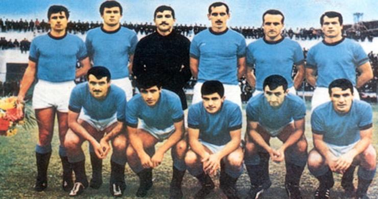 Trabzonspor'un 1968- 1969 Sezonu Futbolcu Kadrosu