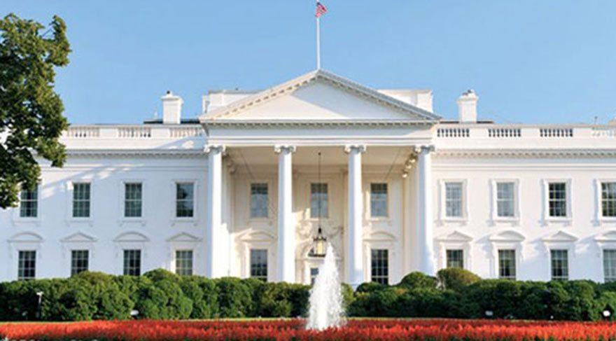 Beyaz Saray'ın önünde Putin protestosu