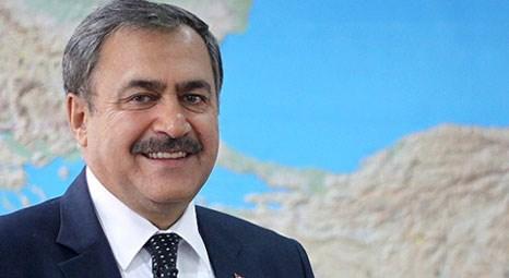 """Veysel Eroğlu: """"Ekonomide 16. sıraya yükseldik"""""""