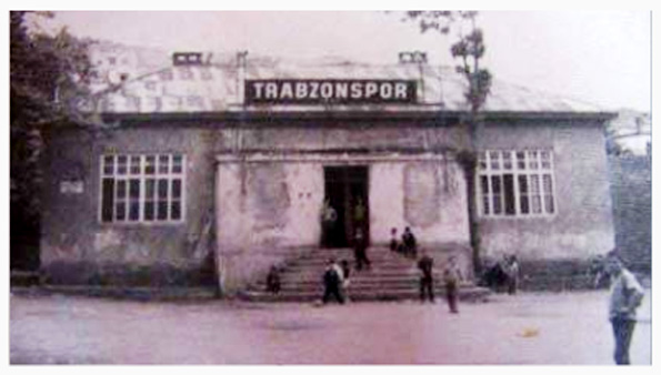 Trabzonspor'un Tarihçesi   İdmanyurdu'ndan Trabzonspor'a...