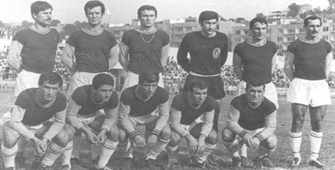Trabzonspor'un 1969- 1970 Sezonu Futbolcu Kadrosu
