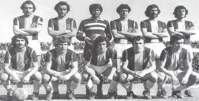 Trabzonspor'un 1973- 1974 Sezonu Futbolcu Kadrosu