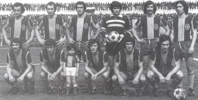 Trabzonspor'un 1972- 1973 Sezonu Futbolcu Kadrosu