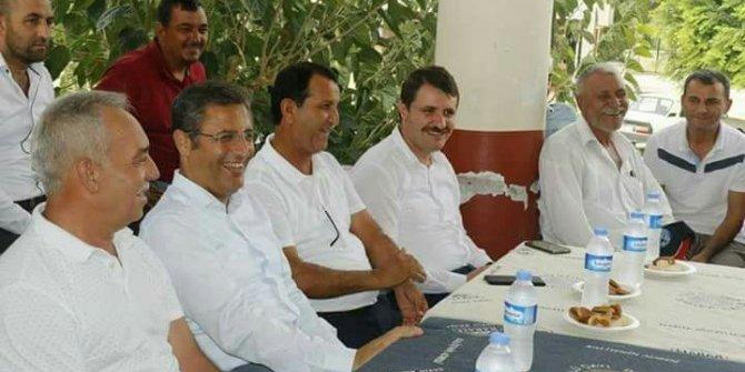 Başkan Pamuk mahalle ziyaretlerini sürdürüyor