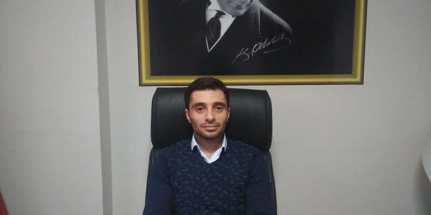 Burhaniye'de Mete Kurbanoğlu, İş Adamları Derneği Başkanı Oldu