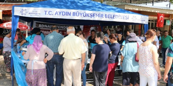 Büyükşehir Adnan Menderes'i andı